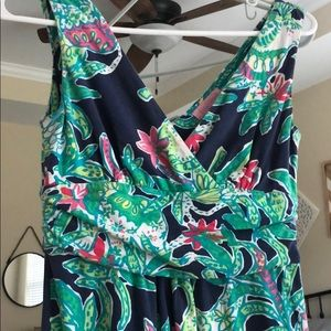 Lilly maxi dress